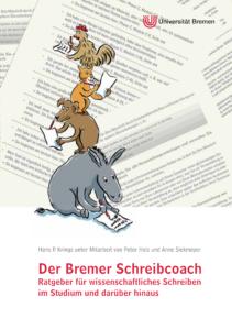 """Cover des """"Bremer Schreibcoach"""""""